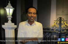 HUT RI, Madame Tussaud Luncurkan Patung Lilin Jokowi - JPNN.com