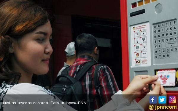 Transaksi Nontunai Naik Tajam - JPNN.com