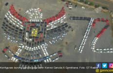 GT Radial Dukung Total Konvoi Garuda X Gymkhana - JPNN.com