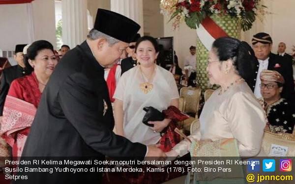 Sepertinya Bakal Seru Jika Bu Mega dan Pak SBY Bertemu - JPNN.com