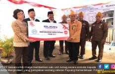Rayakan HUT RI di Manado, PT PP Renovasi 20 Rumah Veteran Hingga Pelatihan Mantan Atlet - JPNN.com