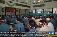 Lantamal V Gelar Doa Bersama 171717 untuk Indonesia - JPNN.com