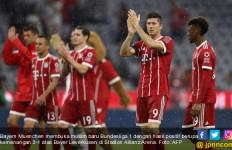 2 Gol Debutan dan Via Bantuan Video Warnai Kemenangan Bayern Muenchen - JPNN.com