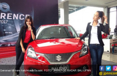 Baleno Hatchback Jadi Andalan Suzuki Dongkrak Market Share - JPNN.com