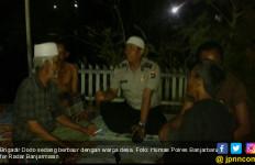 Brigadir Dodo Biasa Menumpang Tidur di Poskamling Desa - JPNN.com