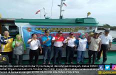 Kunjungan Wisman Melesat Tajam, Bupati Kobar Galakkan Jumat Bersih - JPNN.com