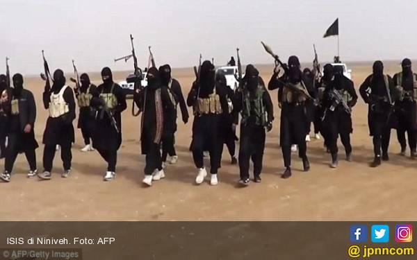 ISIS Kembali Beraksi, Ladang Minyak Jadi Sasaran - JPNN.com