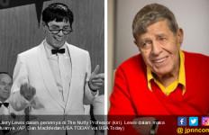 Hollywood Berduka, Komedian Legendaris Jerry Lewis Wafat - JPNN.com