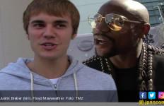 Seram! Floyd Mayweather Mengamuk, Sebut Justin Bieber Pengkhianat - JPNN.com