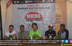"""61 Kartunis Ikut Pameran """"NKRI Harga Mati"""" - JPNN.com"""