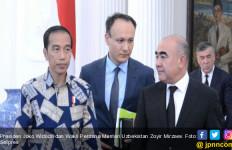 Ini yang Dibahas Jokowi dan Wakil PM Uzbekistan di Istana - JPNN.com