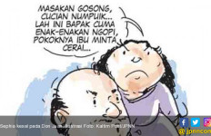 Don Juan Hanya Ongkang-Ongkang Kaki, Sephia Tak Tahan Lagi - JPNN.com