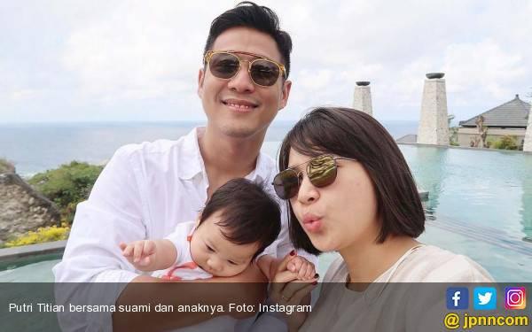 Selamat, Putri Titian Dikaruniai Anak Kedua - JPNN.com