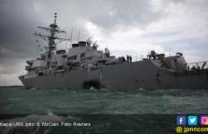 Korban Tabrakan Kapal AS di Singapura Ditemukan - JPNN.com