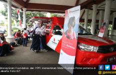 MoneyGram Foundation dan YPPI Resmikan Mobil Pustaka Pintar - JPNN.com