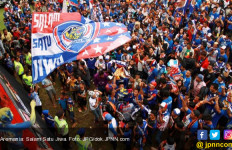 Laga Arema FC vs Persija Pecah Rekor, Raup Rp 1,5 Miliar - JPNN.com