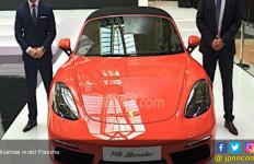 Tak Bisa Tunjukan Surat Kepemilikan, Porsche Disita - JPNN.com