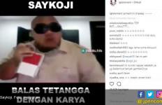 Sindir Malaysia, Lagu Saykoji Kembali Jadi Viral - JPNN.com