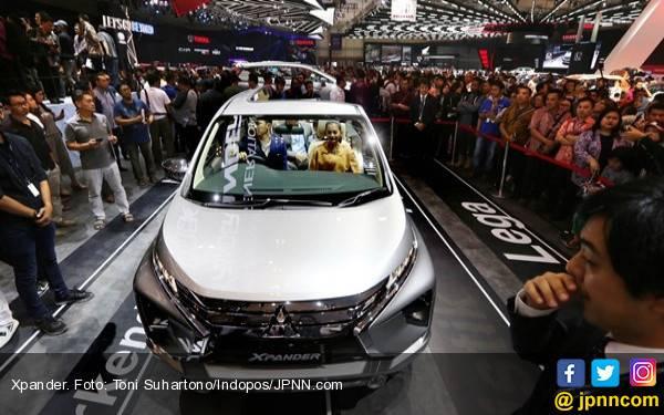 Mitsubishi Makin Gencar Promosikan Xpander - JPNN.com