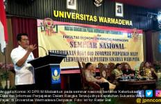 Misbakhun Puji Kesuksesan Presiden Jokowi Jalankan Tax Amnesty - JPNN.com