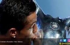 Jadi Pemain Terbaik UEFA, Ronaldo: Saya Hanya Beruntung - JPNN.com