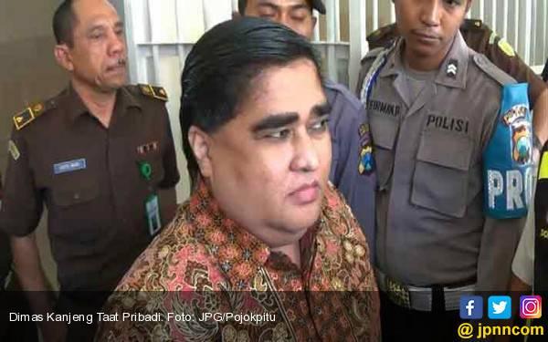 Panen Vonis, Kali Ini Dimas Kanjeng Dihukum 2 Tahun Bui - JPNN.com