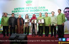 HKTI Dikukuhkan, 3 Tokoh Penggerak Pertanian Raih Award Bergengsi - JPNN.com