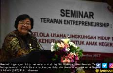 Menteri LHK: Perlu Terobosan Untuk Mengintegrasikan Konsep Kewarganegaraan dan Kewirausahaan - JPNN.com