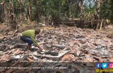Miris...Rumah Warga Miskin Terbakar, Belum Dapat Bantuan - JPNN.com