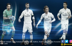 Jangan Protes! Ini 4 Pemain Terbaik Liga Champions 2016/17 - JPNN.com
