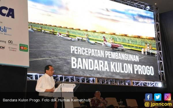 Maret, Bandara New Yogyakarta International Airport Bakal Diverifikasi Kemenhub - JPNN.com