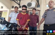 Ngaku Anggota TNI, Pemuda Ini Tipu Perawat, Modusnya Itu Loh - JPNN.com