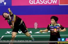 Chen Qingchen/Jia Yifan Sabet Juara Dunia Ganda Putri - JPNN.com