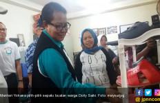 Menteri Yohana: Tempe Dolly Saiki, Uenak Rek - JPNN.com