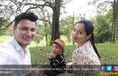 Begini Cara Titi Kamal dan Christian Sugiono Mengasuh Anak - JPNN.com