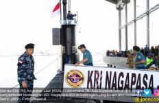 TNI AL Resmi Menambah Kapal Selam Terbaru - JPNN.com