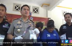 Dooor! Sandi Terkapar Ditembak Polisi - JPNN.com
