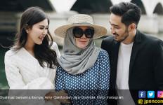14 November, Syahnaz Bakal Dilamar kekasihnya - JPNN.com