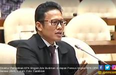 Blak-blakan di DPR, Dirdik KPK Bantah Tudingan Minta Rasuah - JPNN.com
