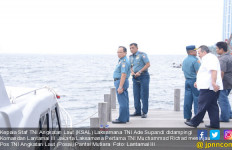 Bangun Navy Club, KSAL Tinjau Pos Angkatan Laut Pantai Mutiara - JPNN.com