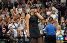 Ouuh..Maria Sharapova Lewati Babak Pertama US Open dengan Tangisan - JPNN.com
