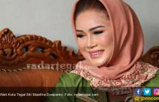 Terjerat Kasus Hukum, Bunda Sitha Tetap Diingat Warga Tegal - JPNN.com
