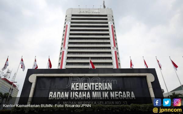 Pesan untuk Calon Menteri BUMN di Kabinet Jokowi-Ma'ruf - JPNN.com
