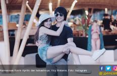 6 Bulan Lagi, Kevin Aprilio dan Vicy Melanie Mau 'Belah Duren' - JPNN.com
