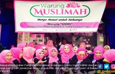 30 Warung dan Salon Muslimah Ipemi di Bekasi Diresmikan - JPNN.com