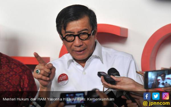 Revitalisasi Lapas Tidak Maksimal, Menkumham Bakal Dipanggil Komisi III - JPNN.com