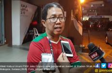 PSSI Pilih Uzbekistan Lawan Indonesia di Anniversary Cup - JPNN.com