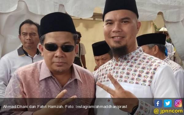 Ahmad Dhani Ditahan, Fahri Hamzah Yakin Jokowi Jatuh - JPNN.com