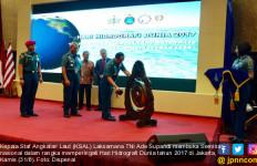 Pushidrosal Berkontribusi Menjadikan Indonesia Poros Maritim Dunia - JPNN.com
