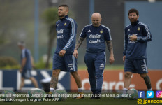 Uruguay vs Argentina: Sampaoli Waspadai Si Tukang Gigit - JPNN.com